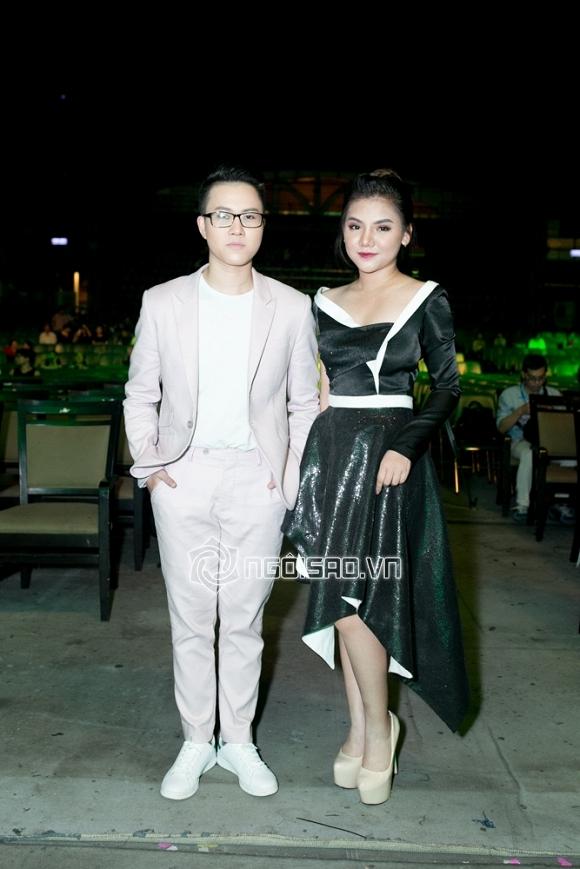 mỹ nhân Việt, Làn sóng xanh 2016, Hồ Quỳnh Hương, Tóc Tiên, Hari Won