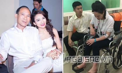 Tin sao Việt mới 6/1: Hé lộ đại gia lớn tuổi của Hoa hậu Ngọc Diễm, Nhật Kim Anh xin xuất viện để đi biểu diễn