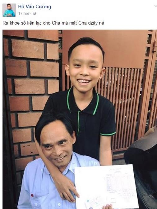 Hồ Văn Cường, quán quân Hồ Văn Cường, ca sĩ nhí Hồ Văn Cường, sao Việt