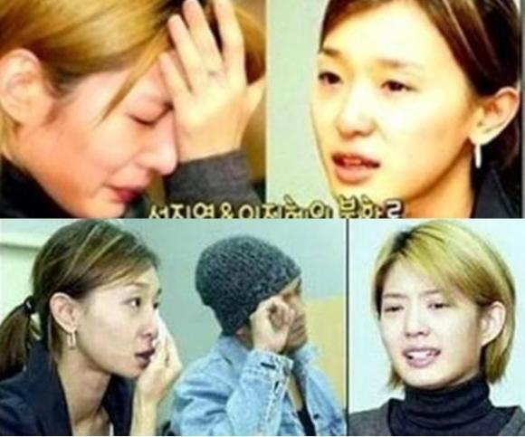 sao nhiều tai tiếng, Phạm Băng Băng, Seo Ji Young, Lee Min Jung, Han Ye Seul