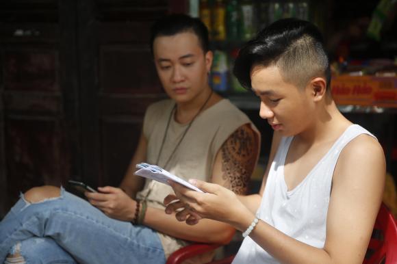 Lương Mạnh Hải, Vũ Ngọc Đãng, Hot Boy Nổi Loạn 2, diễn viên Lương Mạnh Hải