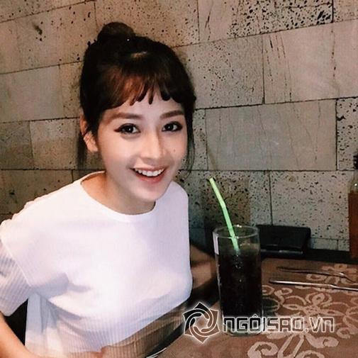 sao Việt, sao việt tóc đẹp, tóc mái, xu hướng tóc mái