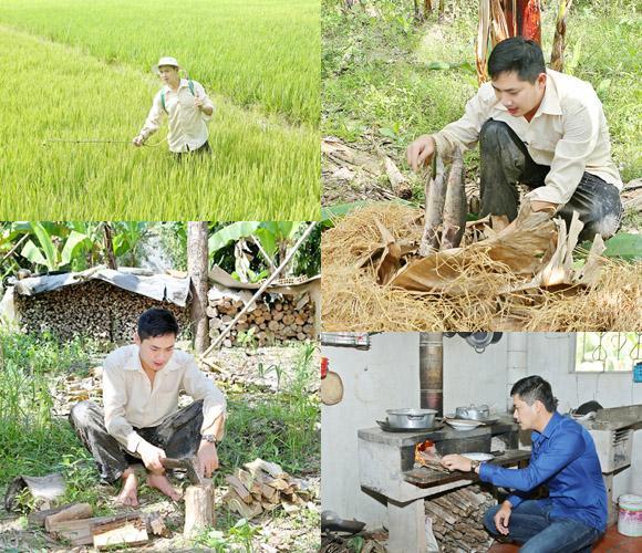 sao Việt,Minh Luân,nhà của Minh Luân,nhà sao