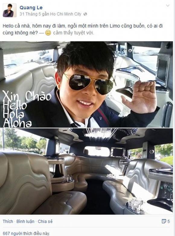 Từ ca sĩ triệu người yêu mến, Quang Lê biến thành 'kẻ đáng ghét' như thế nào?