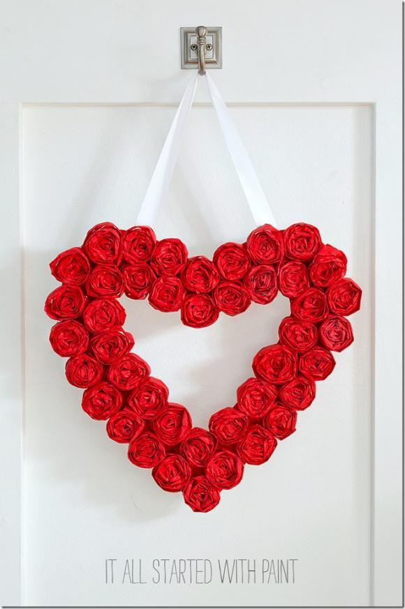 trang trí nhà, trang trí nhà cho dip valentine, valentine, valentine 2017