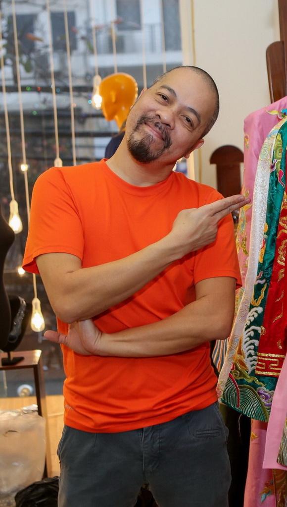 Nhà thiết kế đức hùng,thời trang đức hùng,táo quân 2017