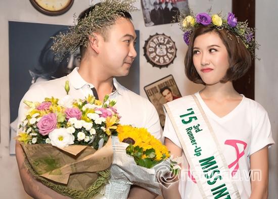 Hoa hậu Kỳ Duyên, Á hậu Dương Tú Anh, Á hậu Thúy Vân, chuyện tình của Hoa hậu,