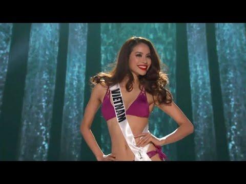Hoa hậu hoàn vũ 2016, phạm hương, hoa hậu việt, Miss Universe
