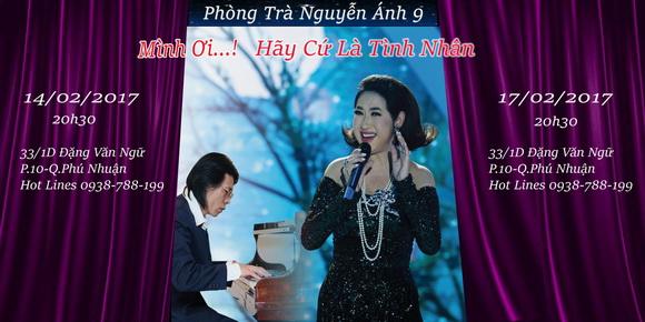 Ý Lan, Ca sĩ Ý Lan, Phòng trà Nguyễn Ánh 9