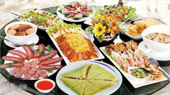 thực đơn, thực đơn ngày tết, cách nấu ăn, cách nấu món ăn tết, dạy nấu ăn