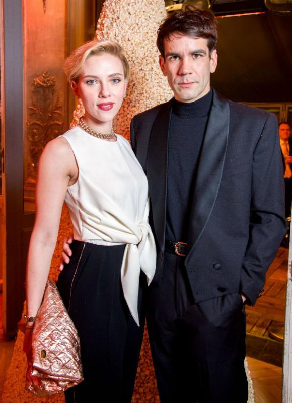 ,Scarlett Johasson,vợ chồng  Scarlett Johansson, chia tay, sao Hollywood