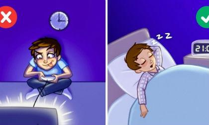 thói quen nguy hiểm, thói quen nguy hiểm trước khi đi ngủ, thói quen,thói quen khi ngủ, thói quen trước khi đi ngủ