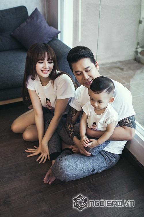 Cận mặt con mới sinh của Lê Hoàng (The Men)