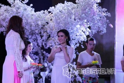 Á hậu điện ảnh Nani Phương Anh