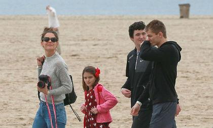 Katie Holmes,nữ diễn viên katie holmes,Katie Holmes xinh đẹp,vợ cũ Tom Cruise, Jamie Foxx,sao Hollywood