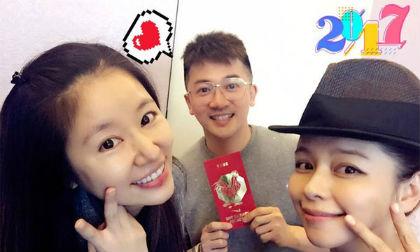 diễn viên Triệu Vy,Triệu Vy và Tô Hữu Bằng,Tô Hữu Bằng trẻ trung, sao Hoa ngữ