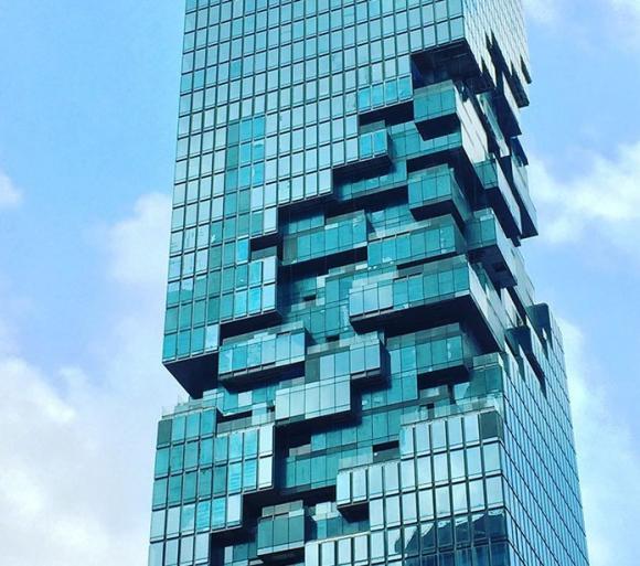 tòa nhà cao nhất Thái Lan, MahaNakhon, tòa nhà MahaNakhon, Thái Lan