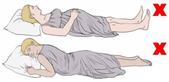 tư thế ngủ, tư thế ngủ khi mang thai, tư thế ngủ tốt, tư thế nằm ngủ, mẹ bầu nên có tư thế ngủ nào, tư thế ngủ của mẹ bầu