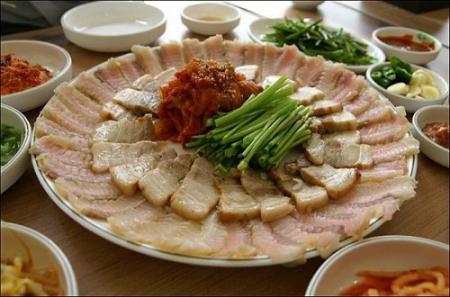 10 món ăn kì lạ của Hàn Quốc, ẩm thực Hàn Quốc, các món ăn Hàn kì lạ