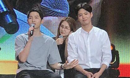 Song Joong Ki, Song Joong Ki ở thái lan, sao hàn
