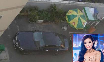 Kỳ Duyên, Kỳ Duyên lên tiếng vụ đậu xe, scandal của Kỳ Duyên, Kỳ Duyên bị tố đỗ xe kém văn hóa