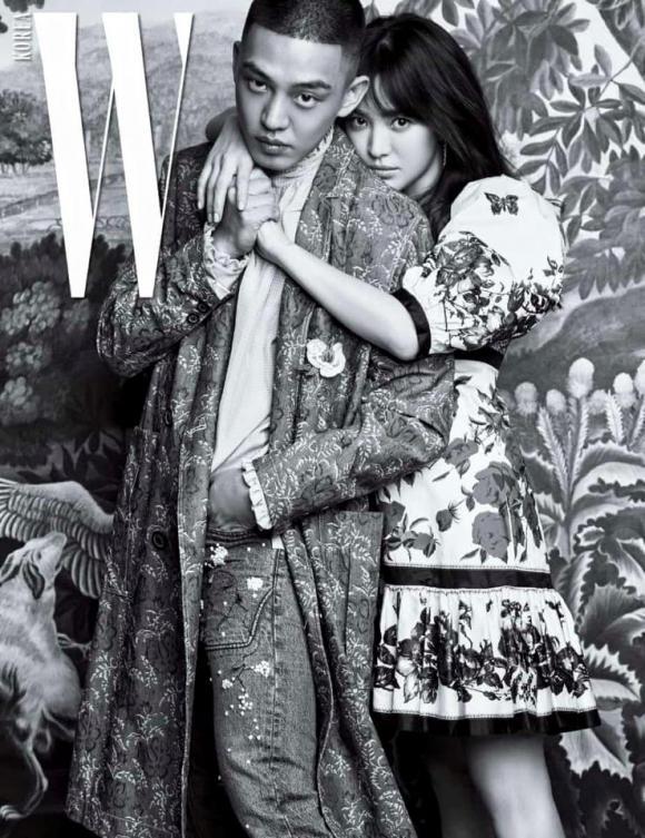 Song HYe Kyo,nữ diễn viên song hye kyo,ngựa điên Yoo Ah In, sao Hàn