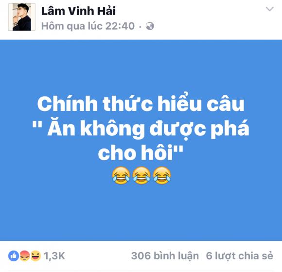 Lâm Vinh Hải, linh chi, Lý Phương Châu, sao việt