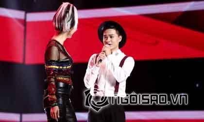 Thu Minh, ca sĩ Thu Minh, giọng hát việt 2017, sao Việt