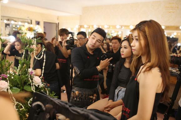 Trương Tịnh Make Up Academy, Trang điểm cô dâu, Trương Tịnh