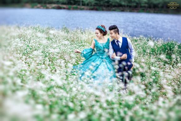 Trương Tịnh Wedding, Trương Tịnh, Dịch vụ cưới trọn gói