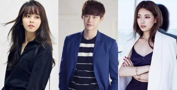 Yoona, Shin Se Kyung, Krystal Jung, Lee Sung Kyung, Suzy, drama Hàn sắp ra mắt