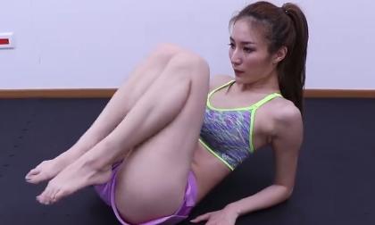 sức khỏe,khỏe đẹp,bắp chân nhỏ đùi thon,tập thể dục