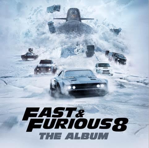 tin tức nhạc,nhạc phim Fast & Furious,Fast & Furious 8,See you again,Go off