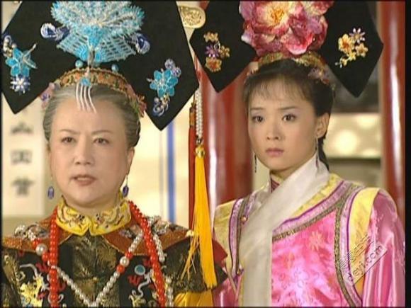 sao hoa ngữ, phim trung quốc, hoàng thái hậu, hoàng thái hậu của hoàn châu cách cách, hoàn châu cách cách