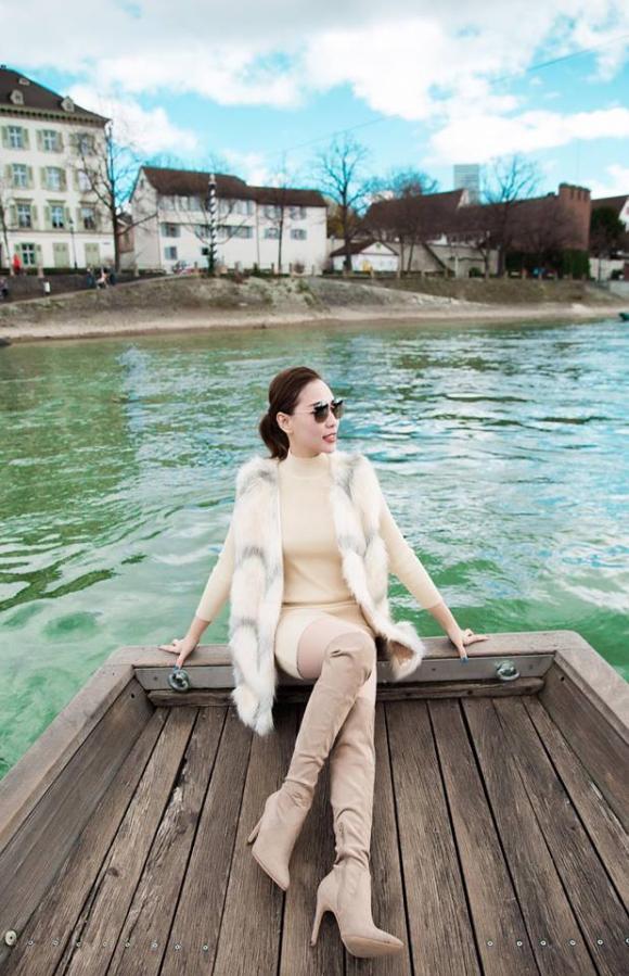 Quỳnh Thư, người mẫu Quỳnh Thư, sao việt