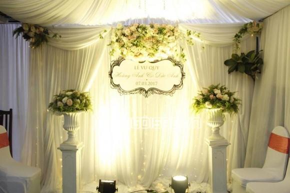 sao Việt,Á hậu Hoàng Anh,đám cưới Á hậu Hoàng Anh