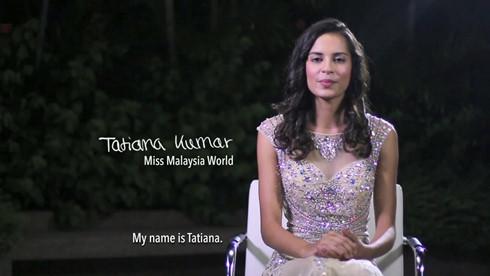 Hoa hậu Thế giới Malaysia, Miss Malaysia World 2016, Tatiana Kumar Nandha, Tatiana Kumar Nandha bị tước vương miện