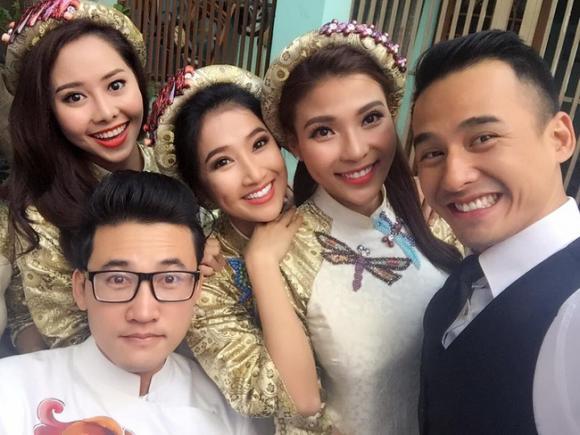 diễn viên Nguyệt Ánh, diễn viên Nguyệt Ánh ăn hỏi, ông xã của Nguyệt Ánh, đám cưới Nguyệt Ánh