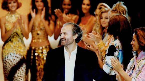Gianni Versace, Cha đẻ thời trang Gianni Versace, Cái chết của Gianni Versace