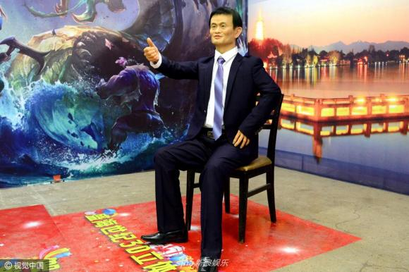 Phạm Băng Băng, tượng sáp Phạm Băng Băng, diễn viên Phạm Băng Băng