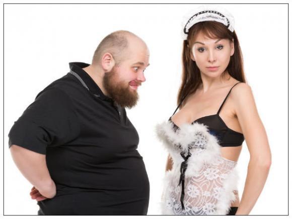 kích cỡ ngực, ngực to, ngực bé, kích cỡ ngực có ảnh hưởng đến mối quan hệ, ngực