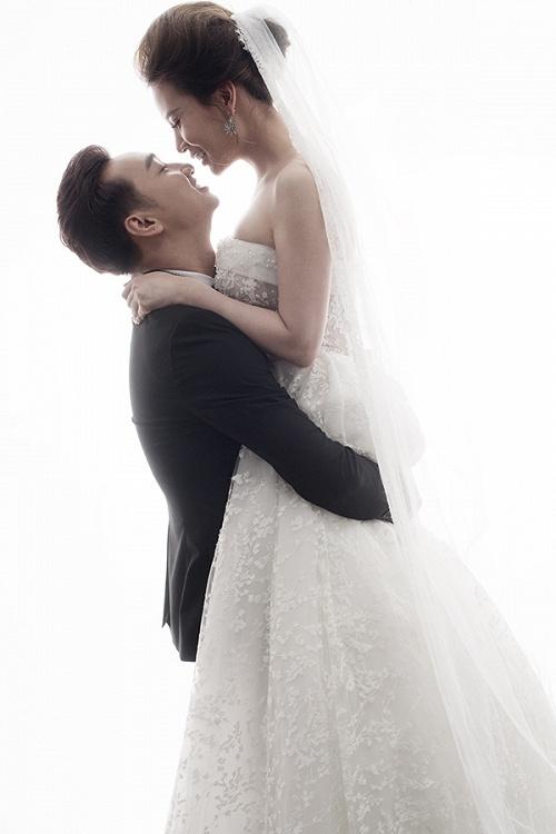 Thành Trung, MC Thành Trung, ảnh cưới Thành Trung, sao việt