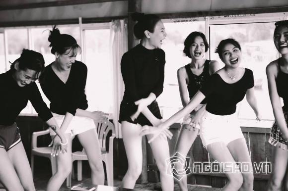Vietnam's Next top model, Vietnam's Next top model 2010, người mẫu Việt Nam, Phạm Hương, Tuyết Lan