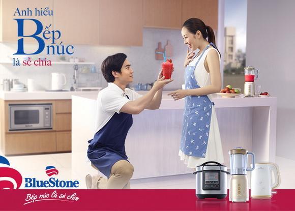 BlueStone, Đinh Đức Hoàng, Đàn ông vào bếp