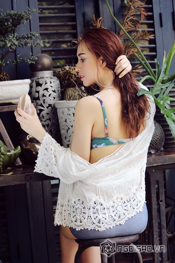 Nina Hoàng, P2P Bikini, Thời trang sao việt