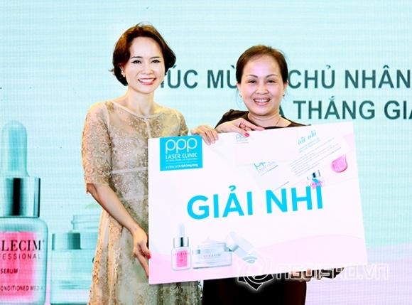 PPP Laser Clinic tri ân khách hàng, PPP Laser Clinic, Calecim® Professional, Hoa hậu Nguyễn Thu Thuỷ