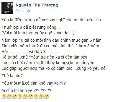 sao Việt,vợ cũ Thành Trung,Thành Trung,Thu Phượng