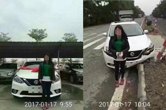 vợ vừa thi đỗ bằng lái xe ô tô, tâm sự đàn ông, phụ nữ lái xe, bằng lái xe