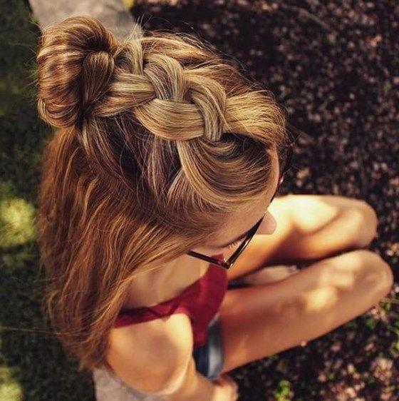 30 kiểu tóc tết dành riêng cho các cô nàng tóc ngắn