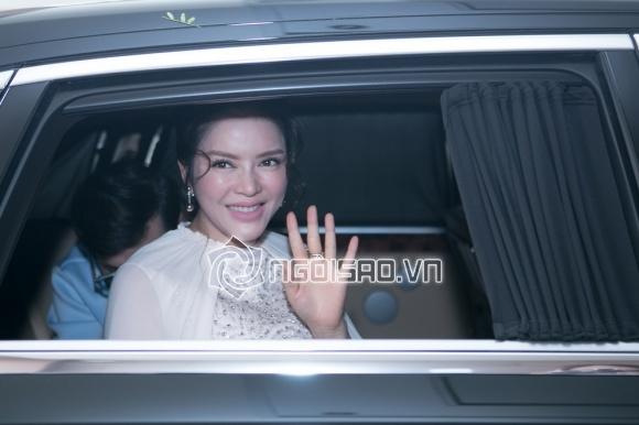 Lý Nhã Kỳ, diễn viên Lý Nhã Kỳ, Hoa hậu đại dương, hoa hậu đại dương 2017, sao việt